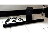 Samsung hw-j355 120W 2.1 Channel Soundbar with Subwoofer - BRAND NEW !
