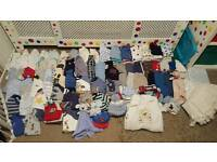 170+ items baby boys clothes from 0to6 months bundle