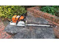 Stihl MS 660 Chainsaw