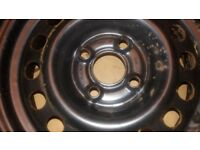 "CARAVAN / TRAILER WHEEL 14"" - 4 STUD RIMS"