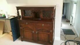 Antique oak dresser in very good condition