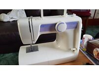 Sewing machine for sale hardly used