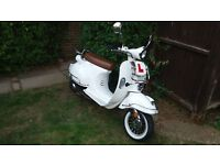 MOPED 50cc For sale EXCELLENT CONDITION less than 500miles £750