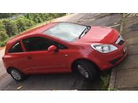 Corsa 2009 life 1litre engine 3 door c.66,000 miles
