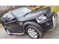 LAND ROVER DISCOVERY COMMERCIAL. REAR SEAT CONVERSION. MEGA SPEC!!