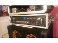 Warwick ProFet III 300W bass amp