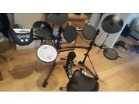 Roland v drums TD-6V + extras