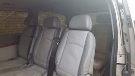Mercedes Viano 7 seats