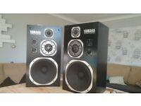 YAMAHA NS-1000M Legendary speakers
