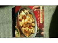Indian food recipe book