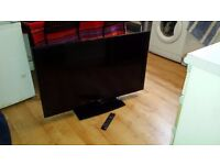 "FAULTY 42"" HD 1080p LCD TV with built in freeview, 2 x HDMI and USB connectivity"