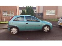 Vauxhall Corsa Elegance - MOT'd until June '17 - Good Condition