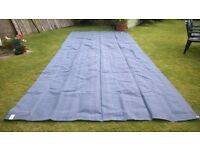 KAMPA Easy Tread Groundsheet - BLUE