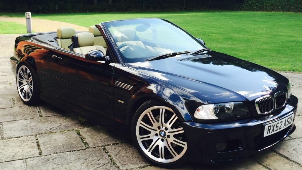 bmw m3 e46 convertible in high wycombe buckinghamshire gumtree. Black Bedroom Furniture Sets. Home Design Ideas