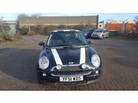 MINI ONE 12 MONTHS MOT
