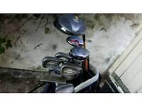 Golf Set - Callaway Nike MD Hippo