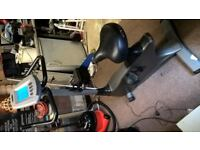 Vision 3100 exercise bike cycle