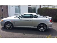 Hyundai coupe 2002. *ONLY 84383 MILES!* failed mot brakes not working.