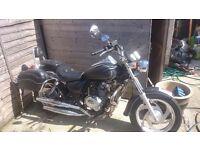 Pioneer 125 cc