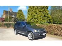 2003 BMW X5 3.0D SPORT GREY NATIONWIDE DELIVERY CREDIT CARD FACILITY GURANTEED £200 PX VALUE
