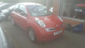 Nissan micra 1.2 pure drive