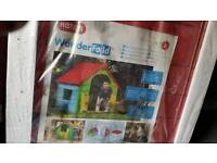 Keter foldable playhouse brand new