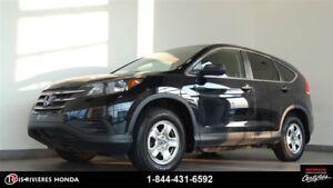 2013 Honda CR-V LX 2WD bluetooth caméra de recul