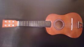 Mini Spanish Guitar