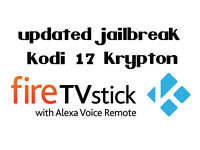 Fire Stick with Voice Remote - Watch all the latest Movies/Sports/TV Shows/Live TV/etc FOR FREE!!!
