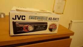 JVC KD-R411 Car Stereo