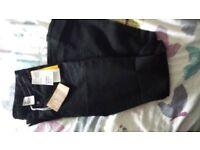 Black jeans h&m