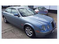 Jaguar S-Type 2.7d V6 SE 4dr Auto (blue) 2004