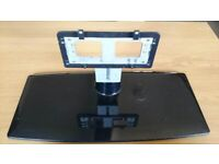 """::: TV base stand tabletop & neck for 32"""" LG TV Stand Base :::"""