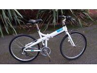 Tern Joe C21 Foldable Bike