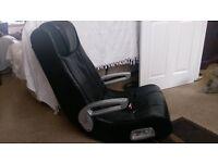 X Rocker Floor Gaming Chair