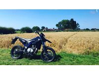 Yamaha WR125x 2013 low millage