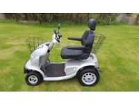 TGA Breeze 8MPH Mobility Scooter - AS GOOD AS NEW! REDUCED...ONLY £899 RRP £4500!