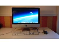 Late 2012 imac 21.5 inch Excellent Condition