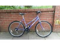 Ladies Emmelle lightweight bike