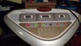 Crazy Fit Vibration Plate exercise machine