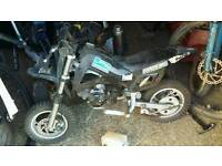 Small pit bike 50cc