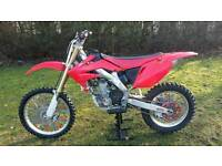 "Honda crf 250 2005 "" Read the advert"""