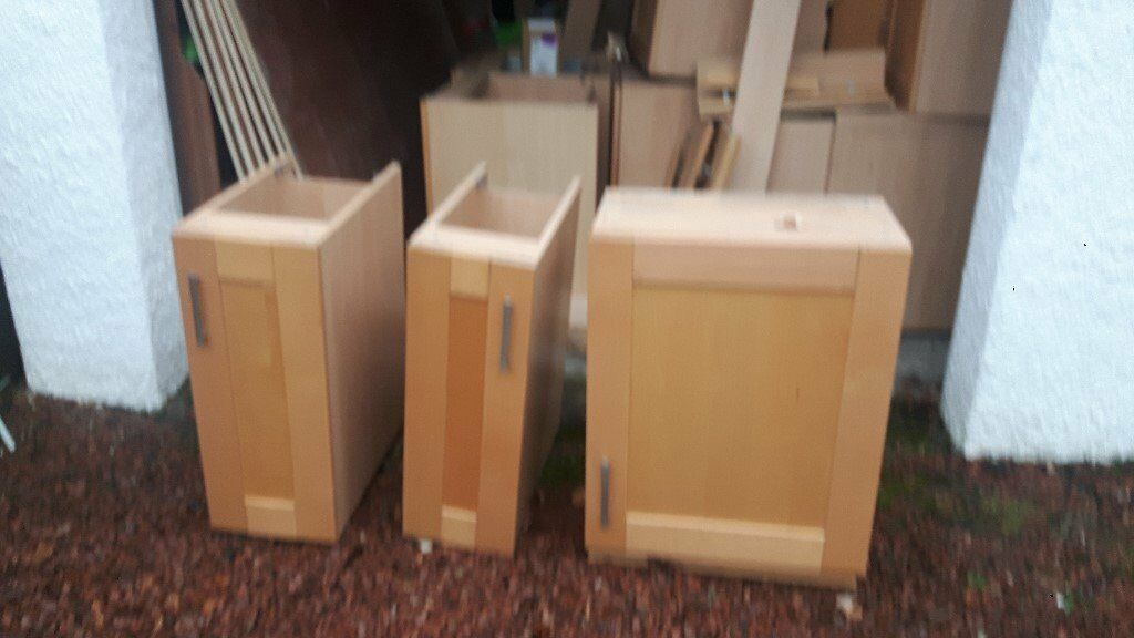 Shaker kitchen units for sale