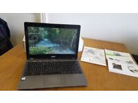 "Acer Chromebook C720 11.6"" Windows 10 128GB SSD, Intel Celeron 1.4GHz, 2GB RAM Laptop"
