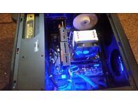 I5-2310,8GB RAM,128GB SSD,200GB HDD,HDMI,GTX 570