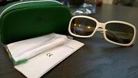 New Steffi Lacoste Sunglasses-White