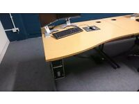 *Fantastic Condition* Office Tables URGENT SALE NEEDED
