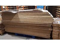 8.5ft x 3ft | 2650mm x 905mm | Chipboard Sheets | 32mm thick
