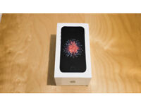 Iphone SE 128GB - Space Grey - EE - SEALED