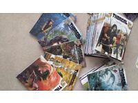 Thorgal comics, Polish version, whole set of 44